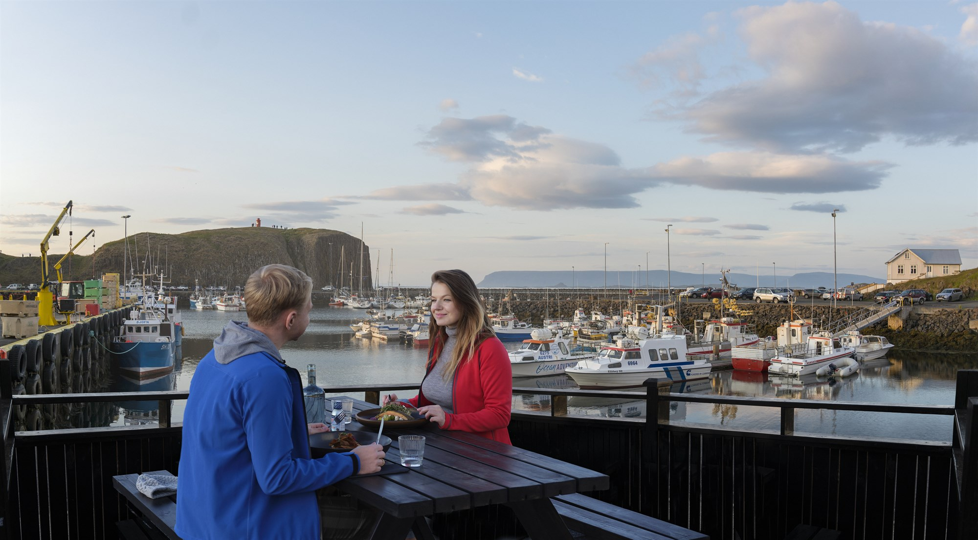 Foreign travel agents have faith in Iceland